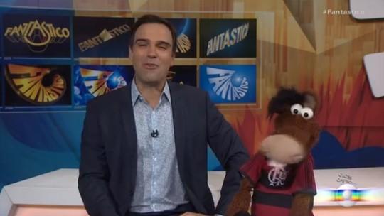 Fantástico: Flamengo vence, Palmeiras empata, e Santos perde; veja os gols