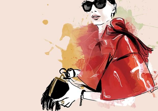 """Livro """"Moda Ilustrada"""" remonta a trajetória do indumentária nacional (Foto: Divulgação)"""