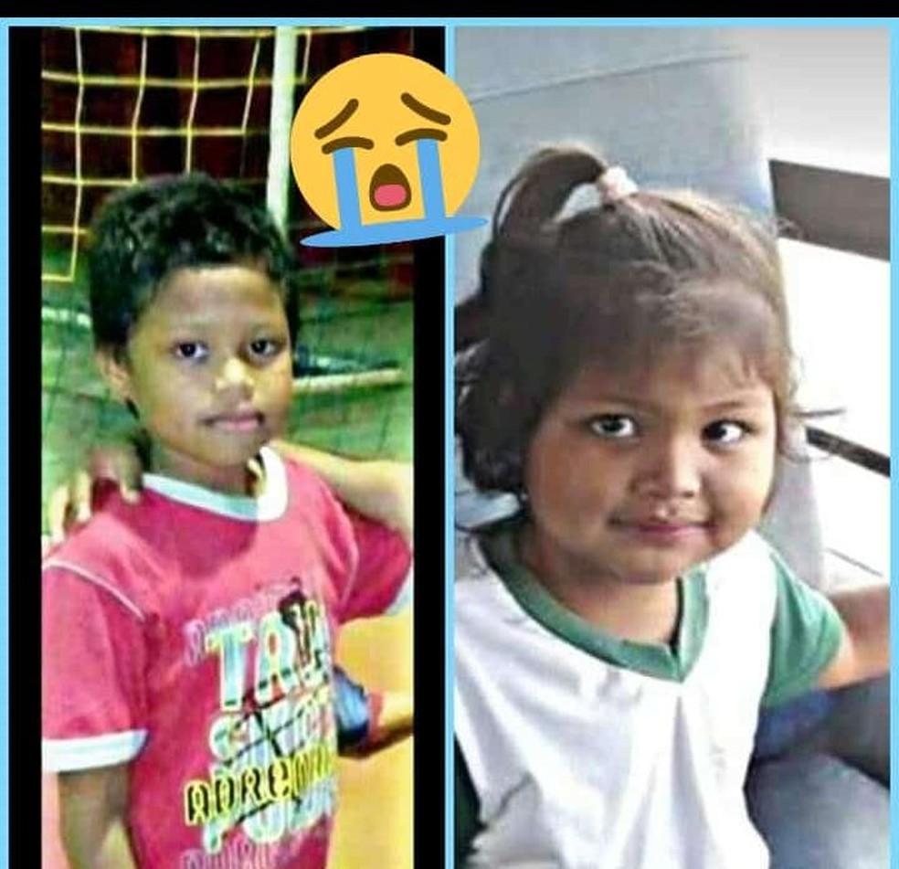 Bruno e Brenda morreram atropelados em Cuiabá — Foto: Arquivo pessoal
