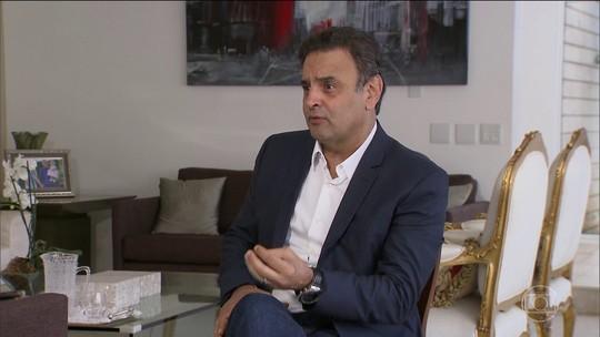 Ex-ministro da Justiça endossa acusações contra Aécio Neves