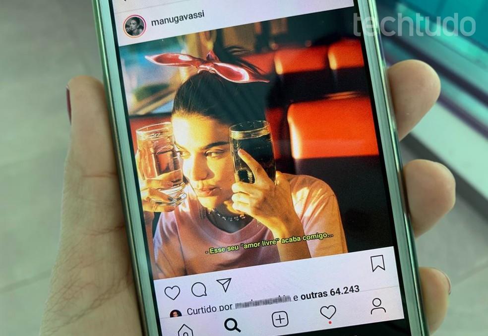 Como Colocar Legenda De Filme Em Foto Do Instagram Redes