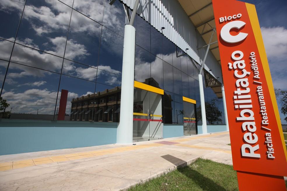 93d5b67f6ab Foto Pará inaugura o primeiro centro integrado de inclusão e reabilitação  da região Norte. — Foto