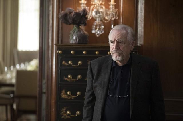 Brian Cox em 'Succession' (Foto: HBO)