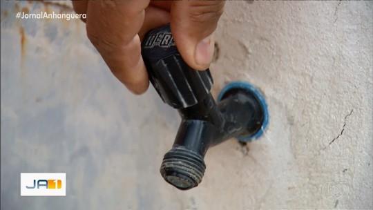 Moradores reclamam de falta de água em Anápolis