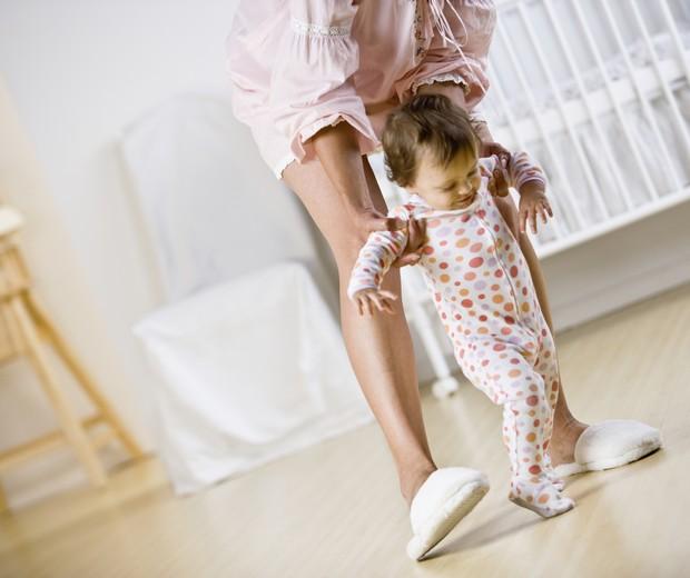 Primeiros passos (Foto: Thinkstock)