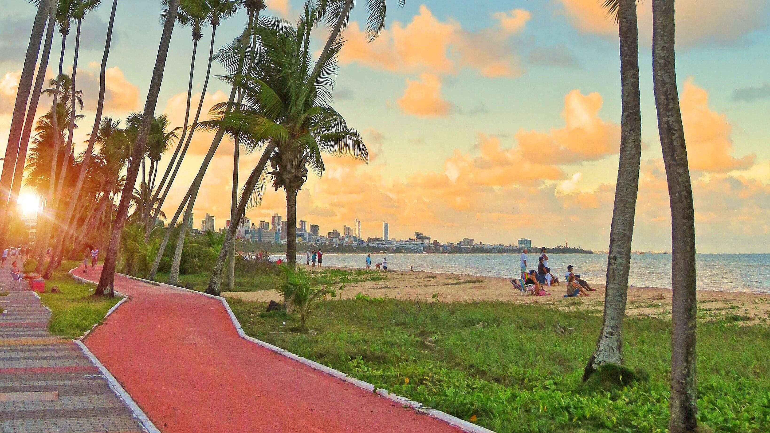 MPF investiga problemas na conservação em praias de João Pessoa