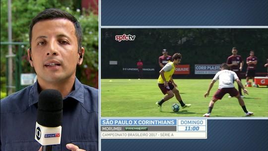 Rogério Ceni manda mensagens de apoio aos jogadores do São Paulo