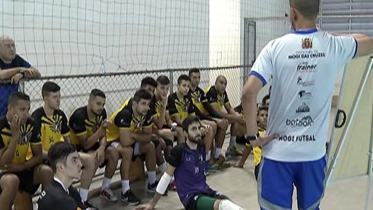 Fixo do Mogi Futsal destaca importância de confronto direto pelo G-4 da Copa Paulista