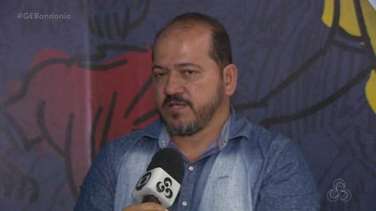 """""""É questão de bom senso atender o pedido do Genus"""" disse Evaldo Silva, após protocolar possíveis locais de mando de jogo na FFER"""