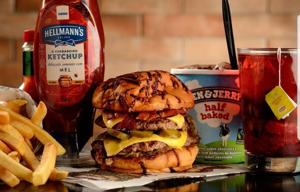 O Smash Urban da Smart Burger, um dos destaques da Burger League (Foto: Divulgação)