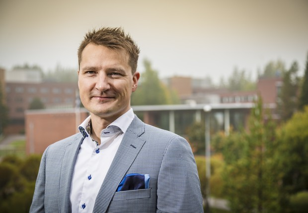 Pasi Vainikka, CEO da startup finlandesa Solar Foods (Foto: Divulgação)