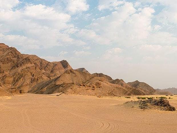 Príncipe Harry e Meghan devem passar a lua-de-mel em um 'glamping' (Foto: Divulgação / Timbuktu Travel)
