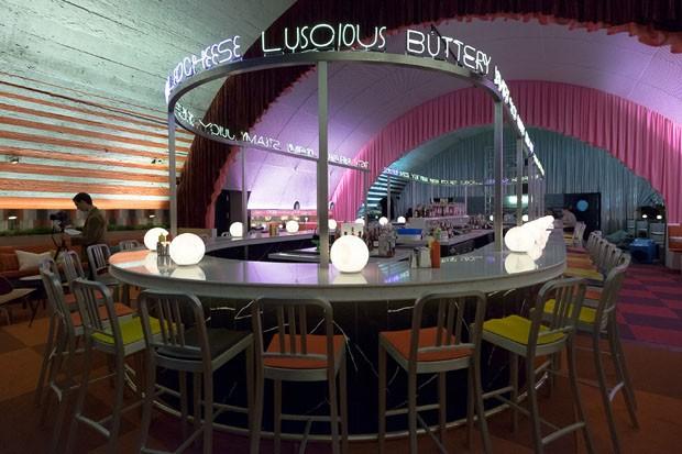 The Diner David Rockwell_7 (Foto: divulgação Cosentino)
