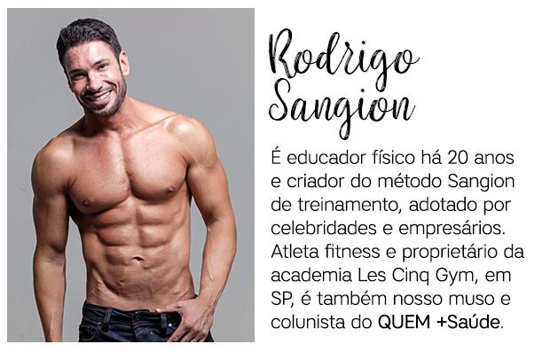 Rodrigo Sangion (Foto: Divulgação)