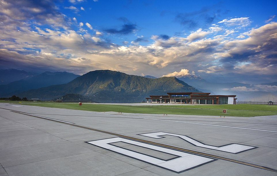 aeroporto india (Foto: divulgação)