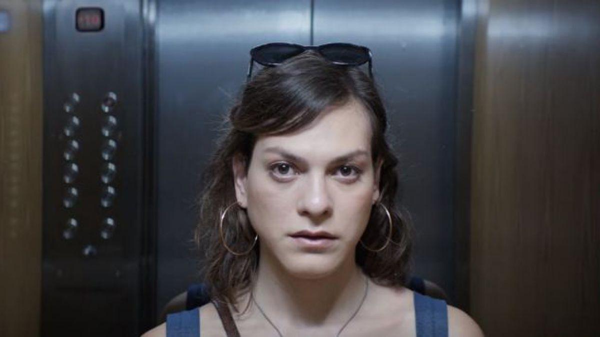 Daniela Vega em 'Uma Mulher Fantástica' (Foto: Divulgação)