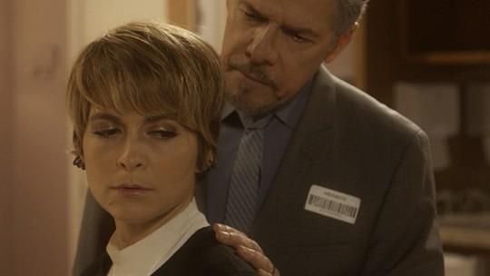 José Mayer e Cláudia Abreu vivem casamento infernal na segunda fase de 'A Lei do Amor'
