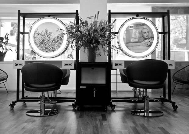 Amuse, salão tem novo conceito de maquiagem inspirado nas passarelas (Foto: Divulgação)