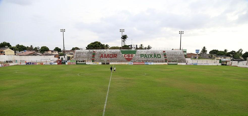 Estádio Juca Sampaio será palco de CSE e CRB neste sábado — Foto: Ailton Cruz/ Gazeta de Alagoas