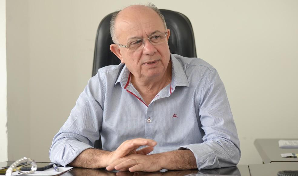 José Ronaldo, ex-prefeito de Feira de Santana (Foto: Ângelo Pontes/Divulgação/Ascom Democratas-BA)