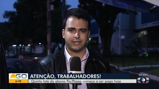 Mais de 62,4 mil trabalhadores de Goiás têm direito ao PIS; veja calendário