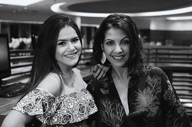 Maisa Silva e Thalita Rebouças (Foto: Reprodução/Instagram)