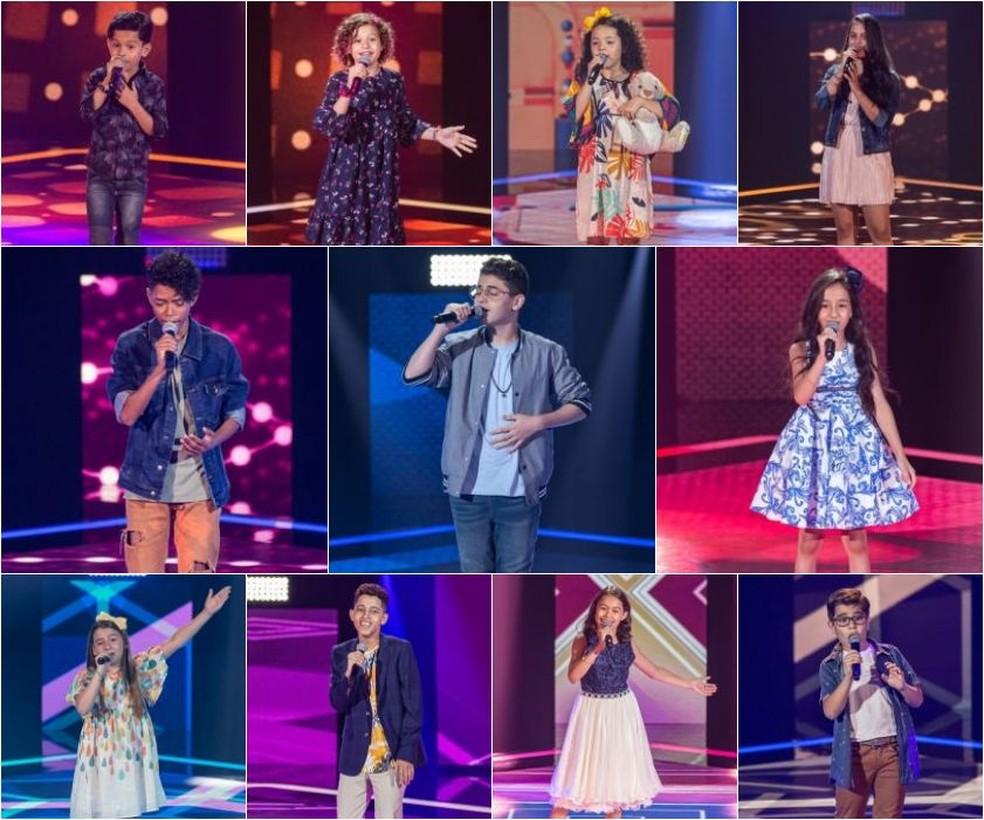 The Voice Kids Reveja Os Melhores Momentos Das Audicoes As Cegas 2020 Gshow