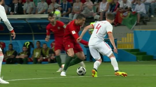 Comentaristas veem CR7 como o melhor jogador da 1ª fase da Copa da Rússia