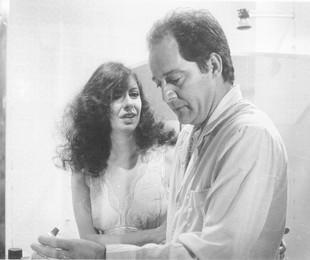 Marília Pera e Claudio Marzo em 'Quem ama não mata' | Divulgação