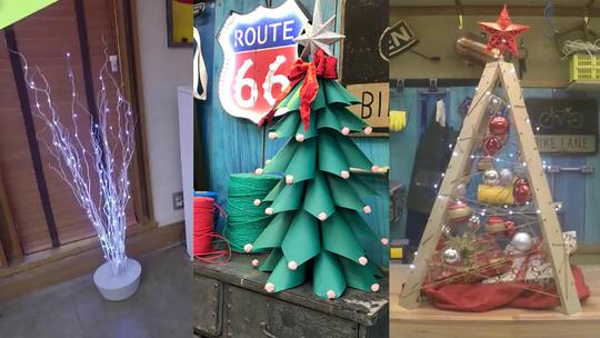 Árvore de Natal: 'É de Casa' dá três dicas de como fazer o tradicional enfeite