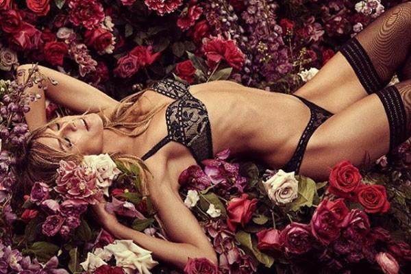 A modelo Heidi Klum  (Foto: Reprodução/Instagram)