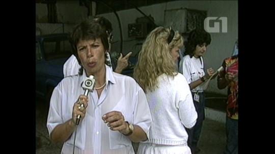 Sandra Moreyra: veja vídeos da carreira da jornalista