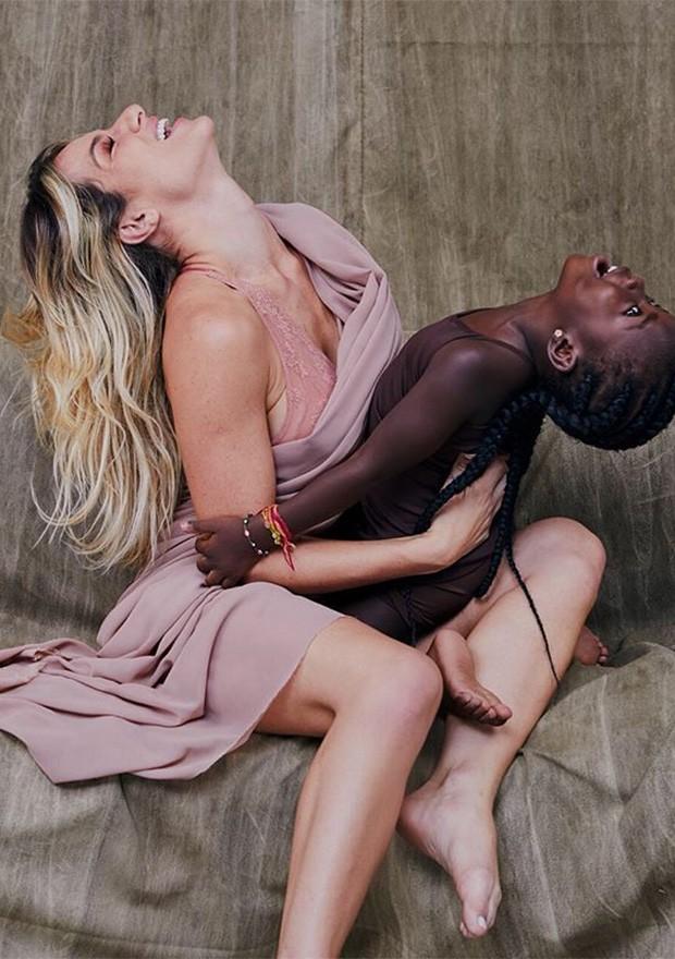 Giovanna Ewbank e Titi (Foto: Instagram)