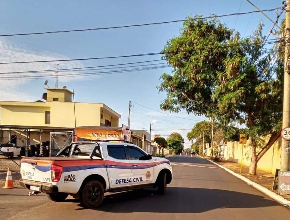 Defesa Civil transfere colmeia de abelhas africanas de Jaú para Bocaina — Foto: Prefeitura de Jaú/Divulgação