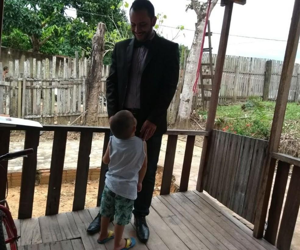 OAB entrou no caso e fez o pedido para que o nome do menino fosse alterado  (Foto: Tácita Muniz/G1)