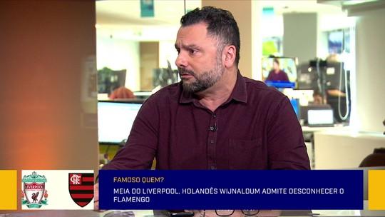 """Redação analisa peso de Mundial para Liverpool: """"Surpreende nível de desinformação sobre Flamengo"""""""