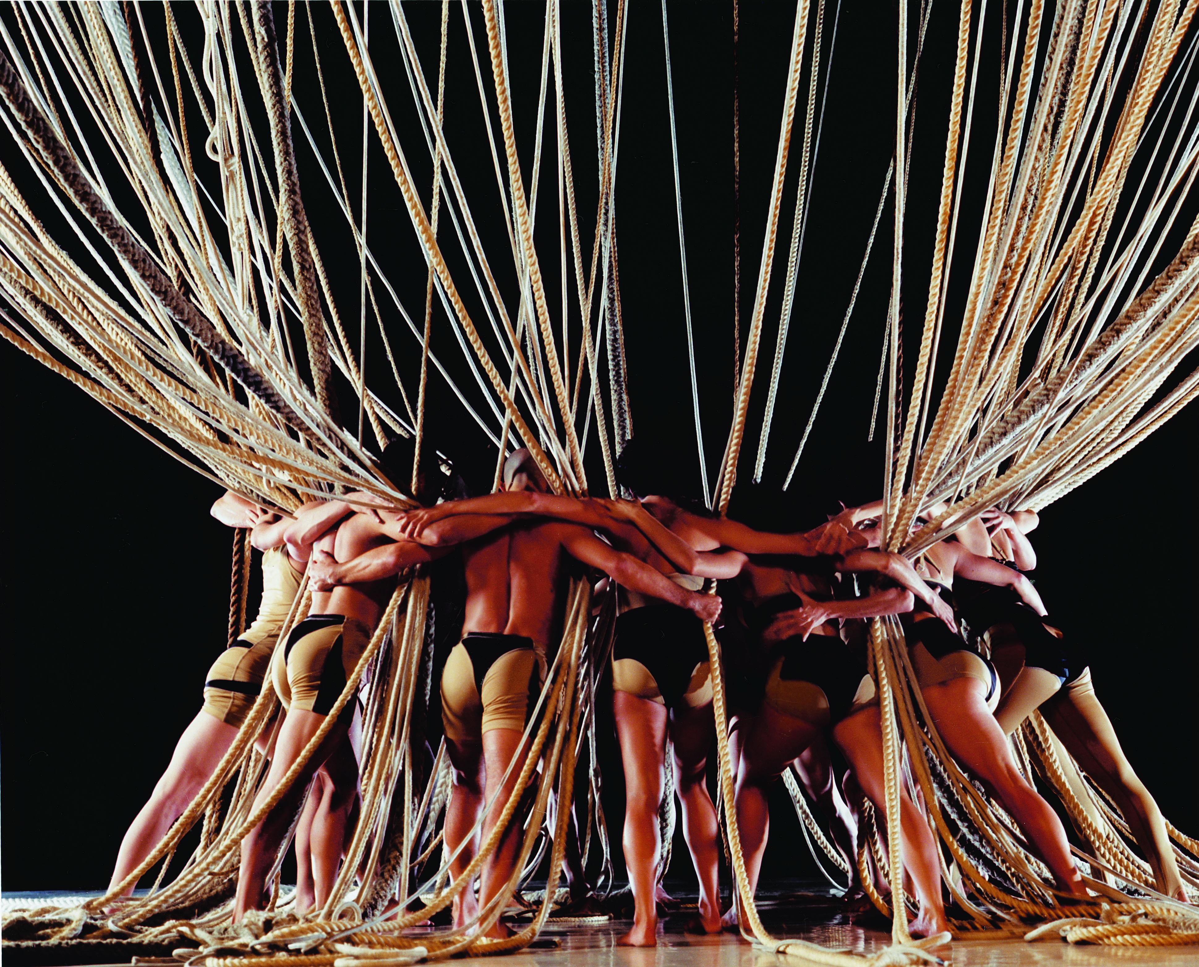 Companhia Deborah Colker apresenta nova montagem do espetáculo 'Nó' em Maceió