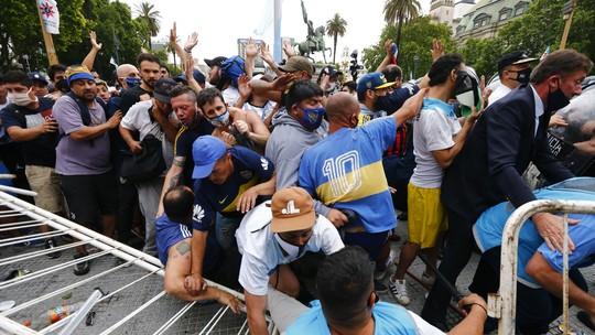 Foto: (Marcos Brindicci/AP)