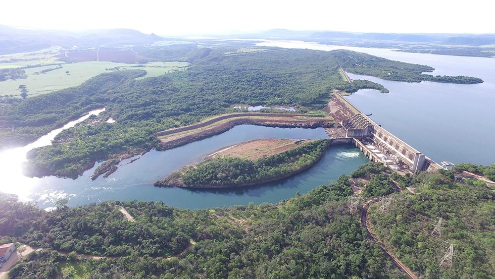 Maior produtora independente de energia do mundo, a ENGIE mantém no Brasil 12 hidrelétricas em todas as regiões do País que somam no total 9.602 MW de capacidade instalada (Foto: Divulgação)