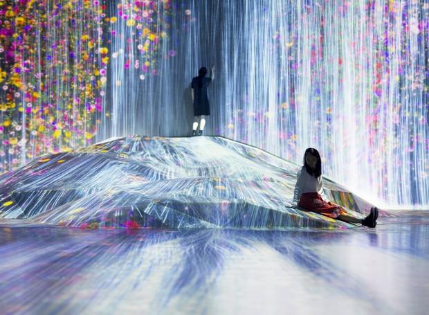 Museu Digital em Tóquio (Foto: Designboom/Reprodução)