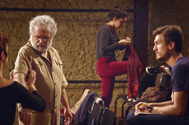 Bastidores do filme 'Fernando' (Foto: Divulgação)
