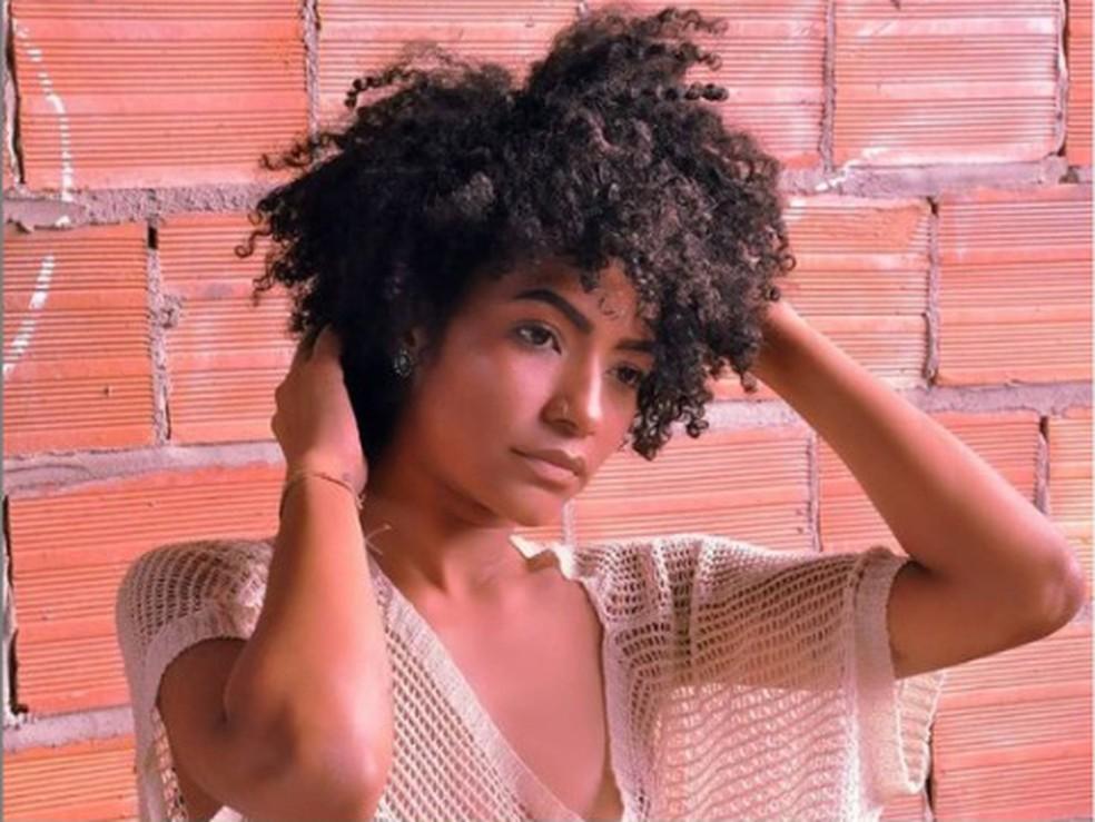 Ana Gabriela Santos Ribeiro desapareceu em Salvador, no dia 15 de fevereiro — Foto: Reprodução/Redes Sociais
