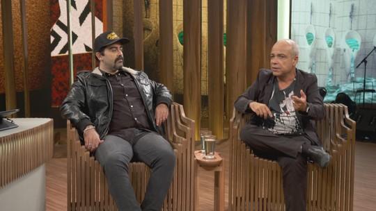Felipe Torres, do 'Hermes e Renato', avalia busca pelo 'politicamente correto' no humor