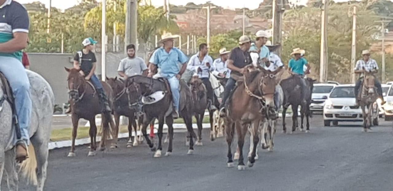 Cavalgada abre a programação da ExpoPalmas 2019; veja os shows - Notícias - Plantão Diário