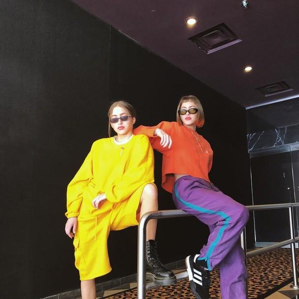 Sama & Haya (Foto: Reprodução)