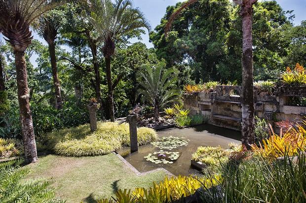 Jardim Botânico de NY tem ampla exposição de Burle Marx (Foto: Divulgação)