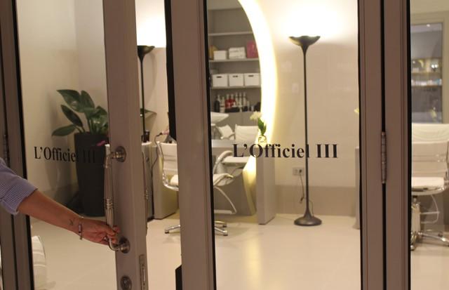 Salão L'Officiel III abre nova unidade no Palácio Tangará (Foto: divulgação)