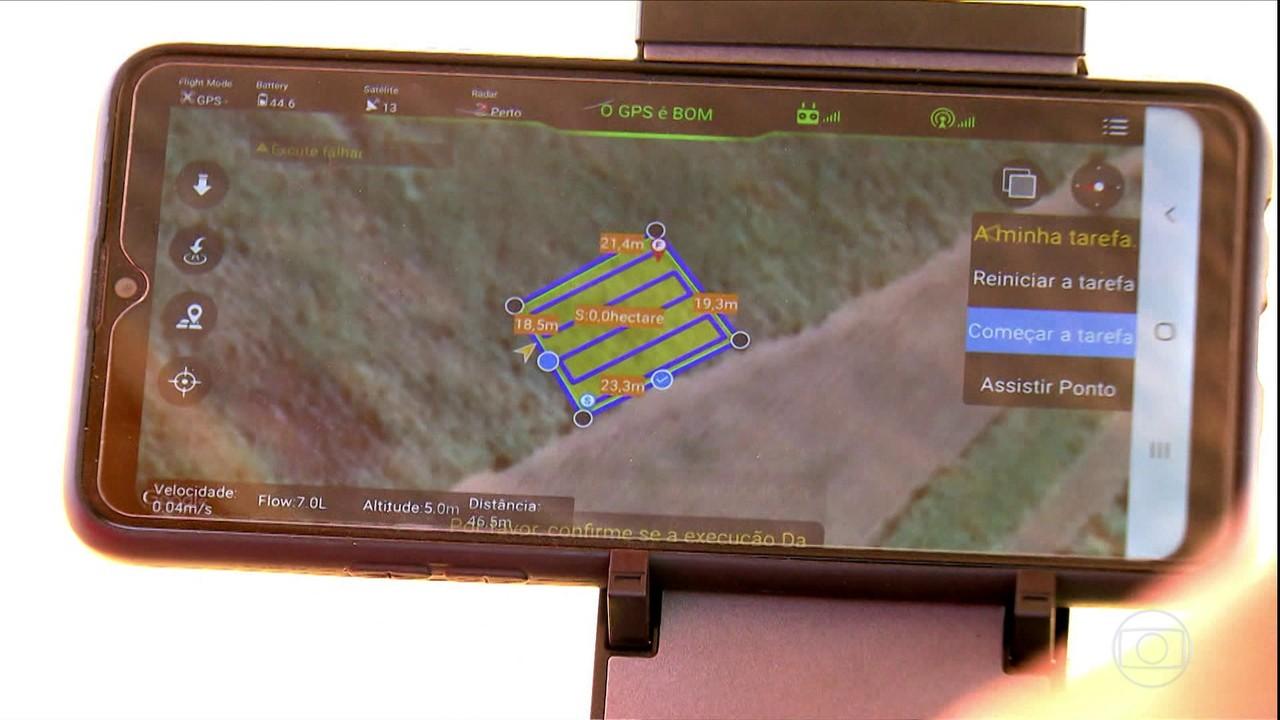 Cooperativa de SP desenvolve aplicativo para ajudar agricultor a produzir mais