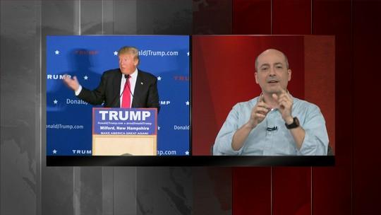 Trump acusa Cruz de fraude em Iowa e pede nova votação