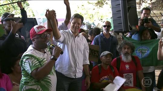 Fernando Haddad (PT) diz que planeja acabar com os lixões no Brasil
